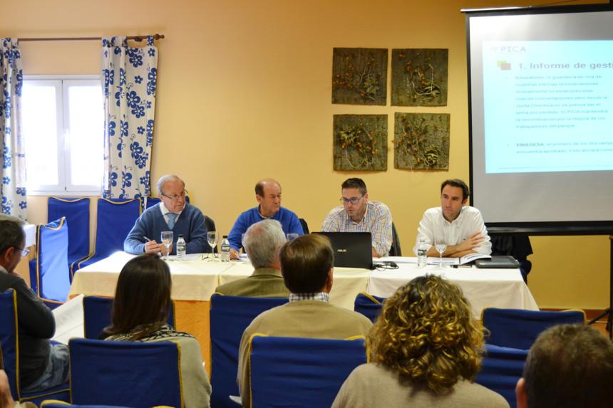 Asamblea General del PICA