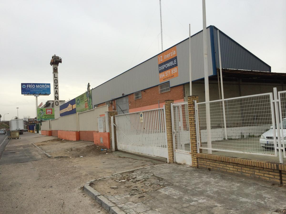 Parcela libre en la avenida Fernández Murube Nº 36