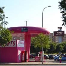 Gasolinera Goodoil en el Pica.