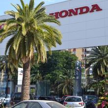 Motor Terry - Honda