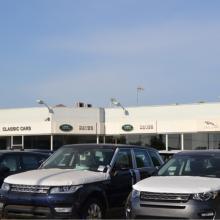 Land Rover en el PICA