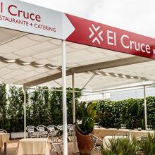 Restaurante El Cruce en el PICA.