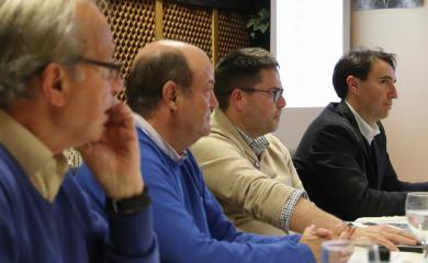 Miembros de la junta Directiva del Parque PICA