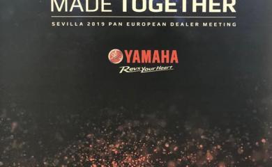 Reunión concesionarios Yamaha