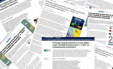eclosion digital del PICA en prensa