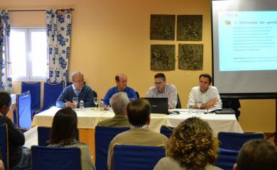 Asamblea General de la Junta Directiva del PICA.