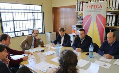 Reunión Junta Directiva