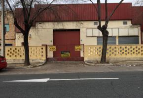 Parcela libre en la avenida de la Industria Nº 49